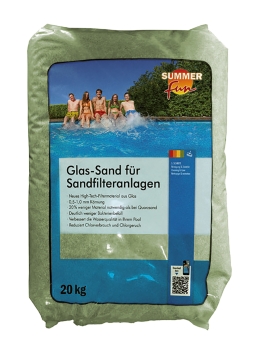 Filter Glasfein 20kg